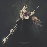Oscuro Encantamiento by vampirekingdom