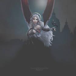 Gargolas by vampirekingdom