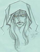 hooded erik by AniP