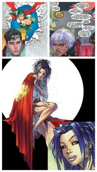 What if Jor-El and Arana have a daughter, Lyla?