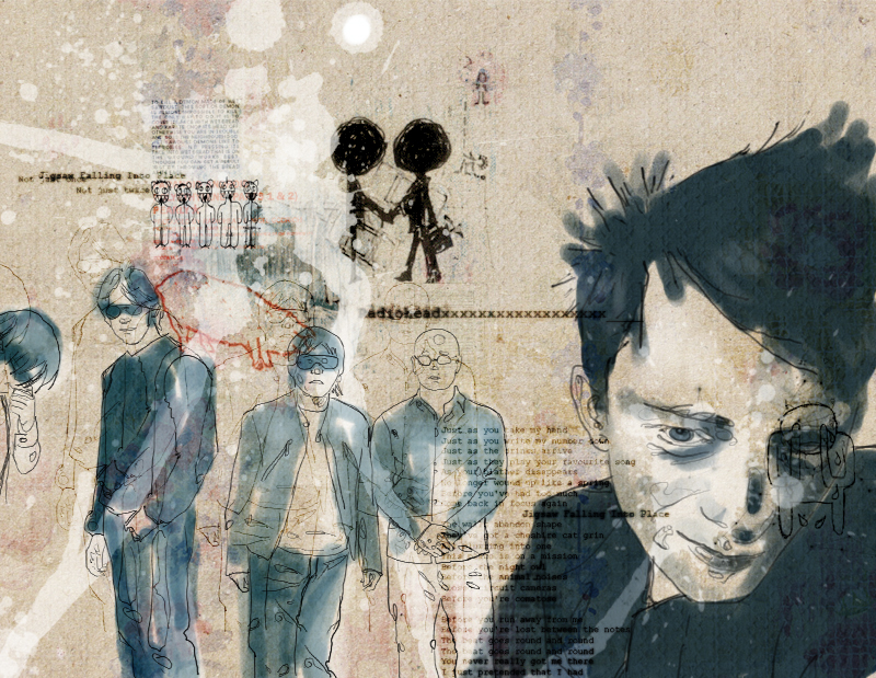 Radiohead by toinjoints