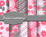 Pink Plaid cloth Patterns