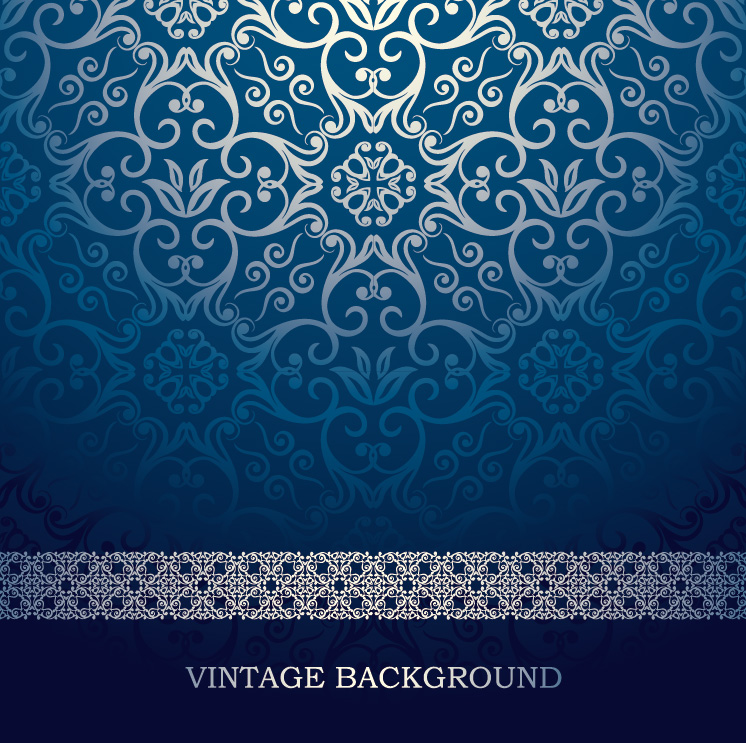 blue-European-pattern-vector-background by vectorbackgrounds