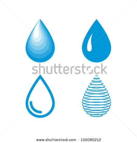 Water Drops Vector | www.pixshark.com - Images Galleries ...