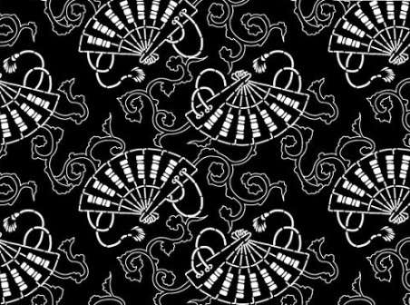 Japanese-style-folding-pattern-vector-background by vectorbackgrounds