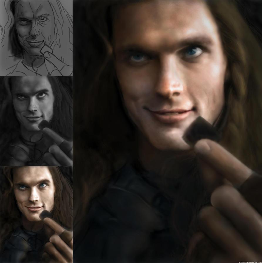 Daario Naharis - valar morghulis by Lestowitel on DeviantArt Daario Naharis Fan Art