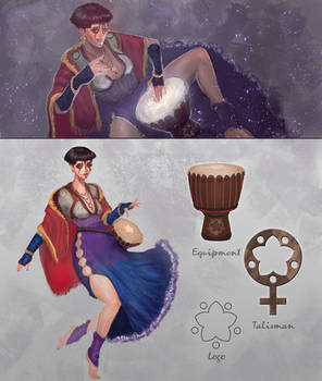 The OCC Arcane Idol: Venera, the Venus Dancer