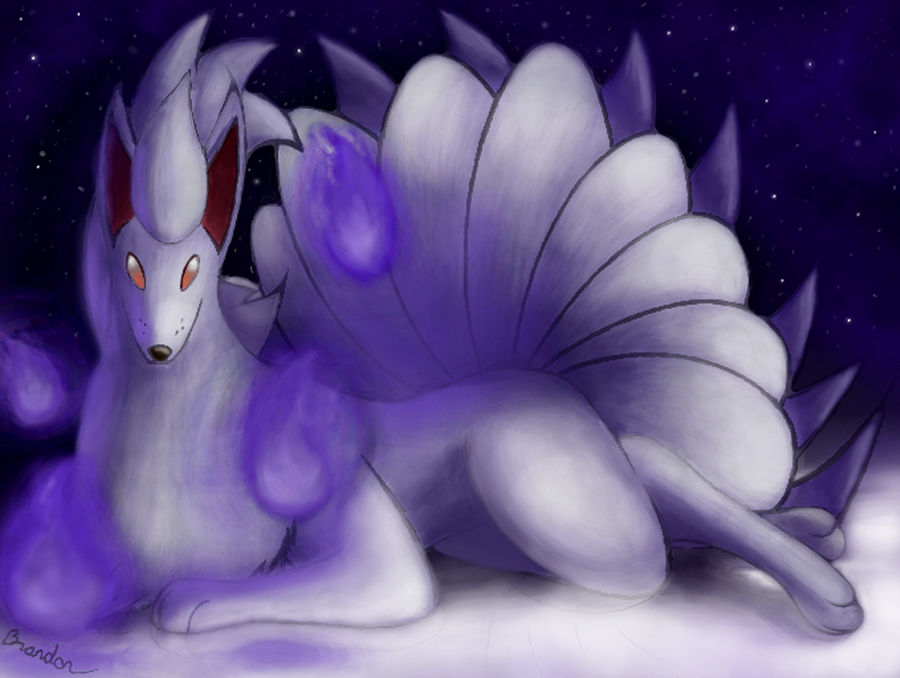 Midnight Ninetales