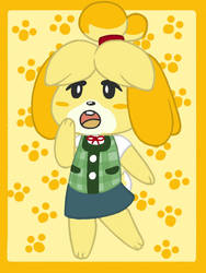 Isabelle by Bman-64