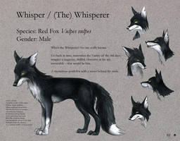The Whisperer - Charsheet by Skia