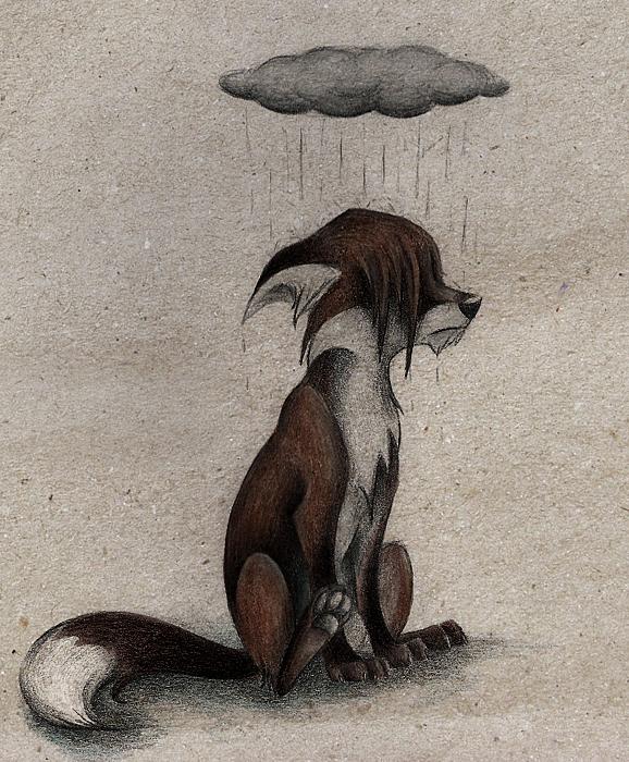 Rain by Skia