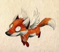 Flutterfox by Skia
