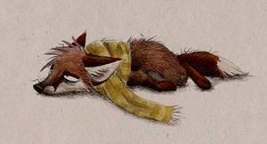 Fox Flu by Skia