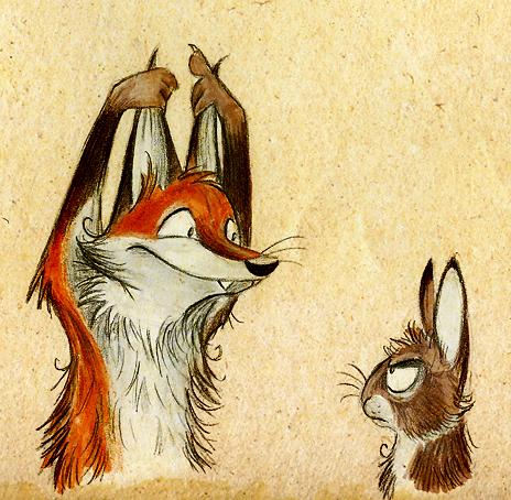 I'm A Rabbit by Skia
