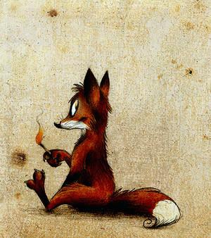 Little Firefox