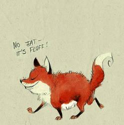 It's Fluff by Skia