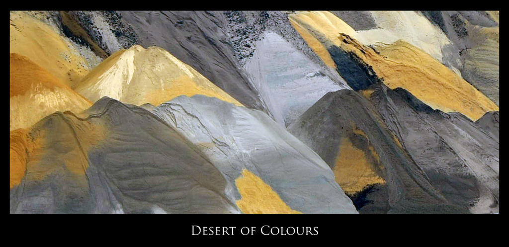 Desert of Colours by Skia