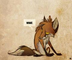 Grumpy by Skia