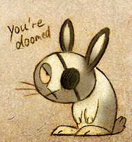 You're Doomed. by Skia