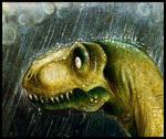 Rain. by Skia