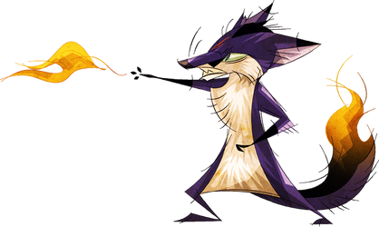 Firebending by Skia