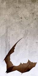 The Broken Bat by Skia