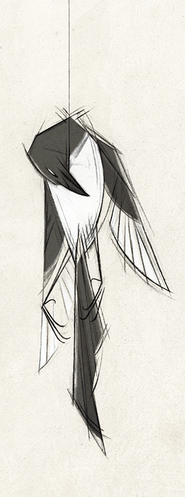 Galgenvogel by Skia