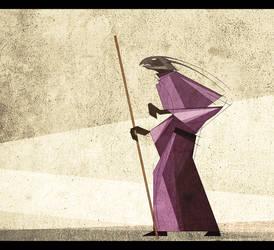Wanderer by Skia