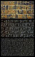 Cuneiform by Skia