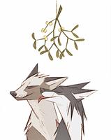 Mistletoe by Skia