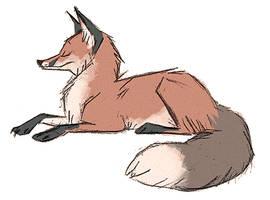 Fox by Skia