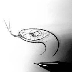 Natrix - Sketch by Skia
