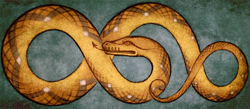 Serpent by Skia