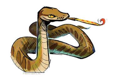Birthday Snake