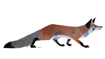 Vulpes Tinnunculus