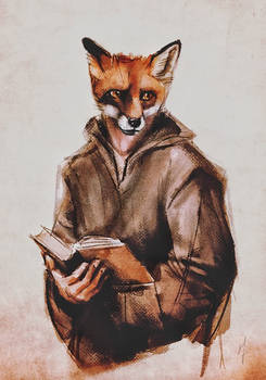 The Fox-Faced One