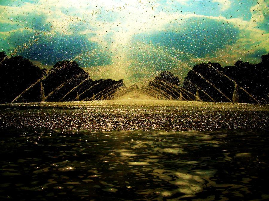 Fountain of Wonderland.