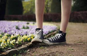 tiptoe into spring