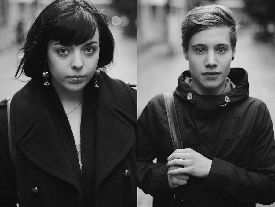 stranger 01 and stranger 02 by NikolasBrummer