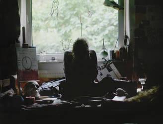 circumambient: the over-whelming life by NikolasBrummer
