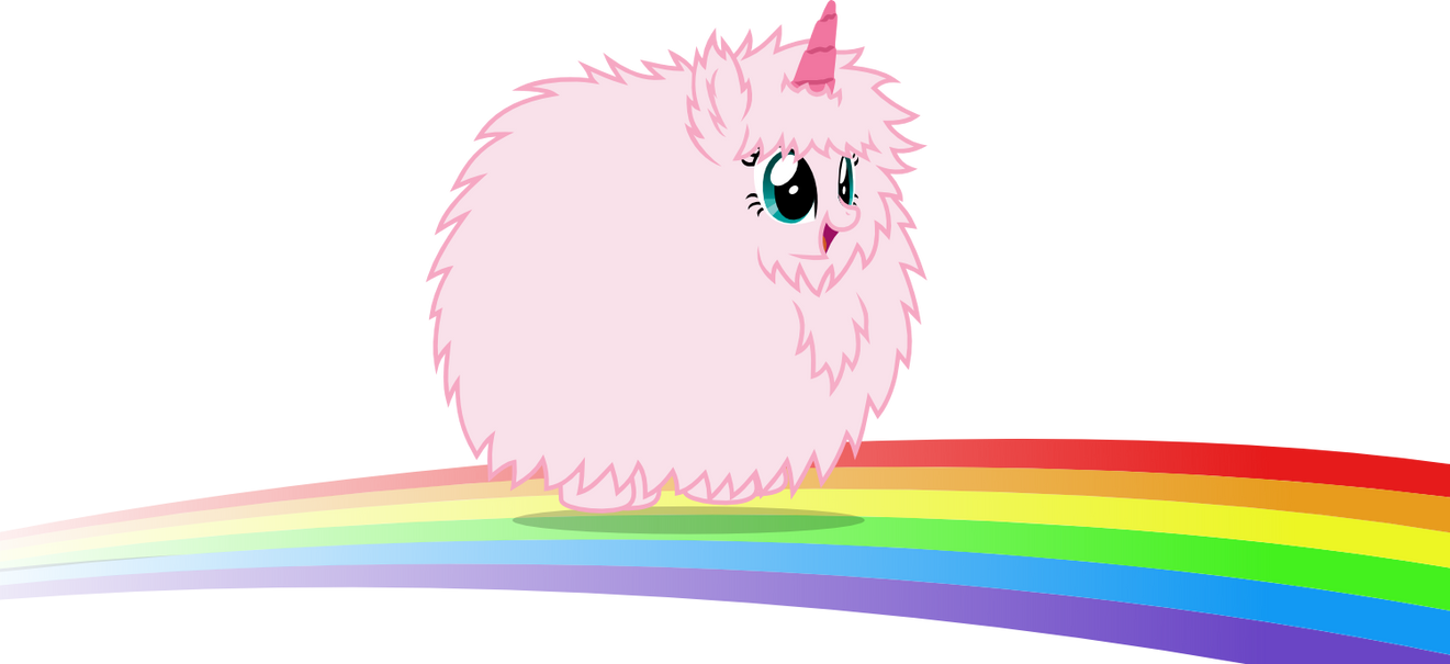 Flufflepuff Dancing on rainbows by KorakDuHart