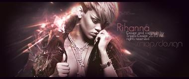 Rihanna Signature by Snieps on deviantART