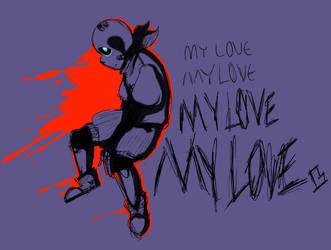 MY LOVE by SweetieFlight