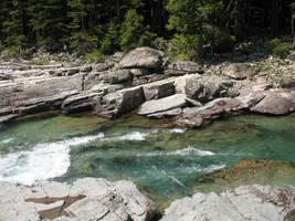 Glacier Water 4