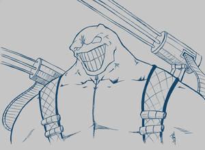 sketch: 4 gun conclusion
