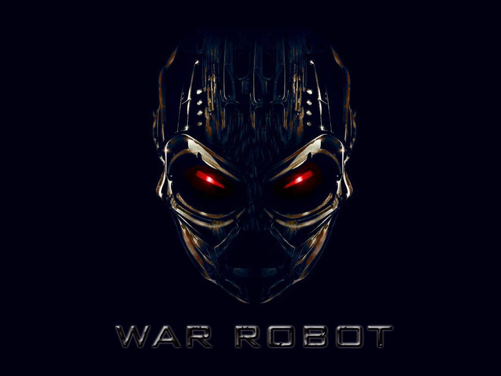 War Robot by danielmartins