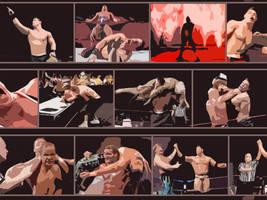 To WWE Fans by danielmartins