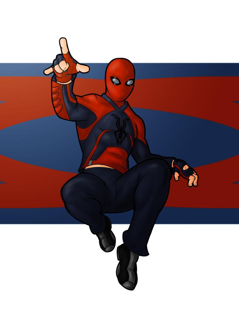 Spider by zclark