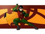 New 52 Robin (Grayson)