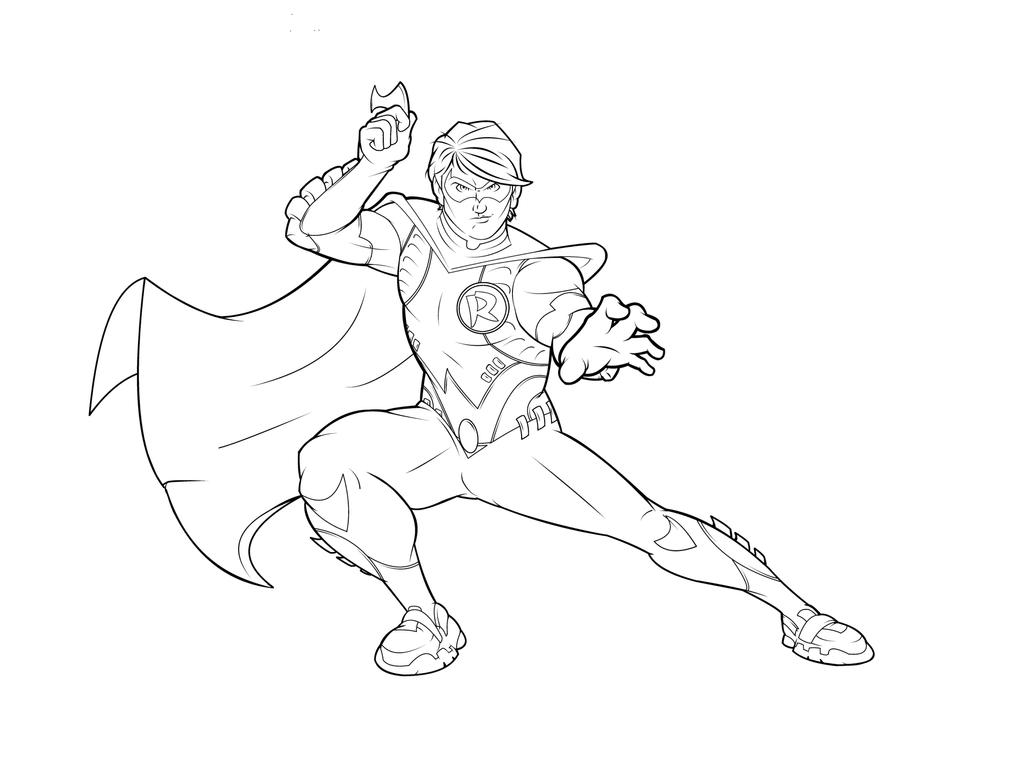 Line Drawing Robin : New robin grayson lines by zclark on deviantart